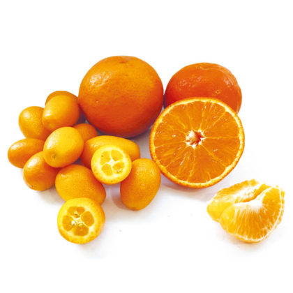 Pack mandarina Ortanique y naranja china